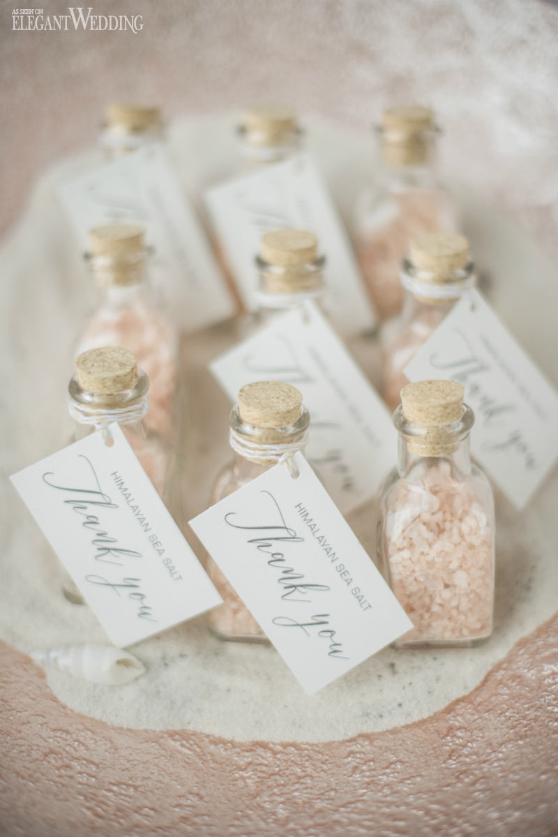 Seaside Wedding Inspiration | ElegantWedding.ca