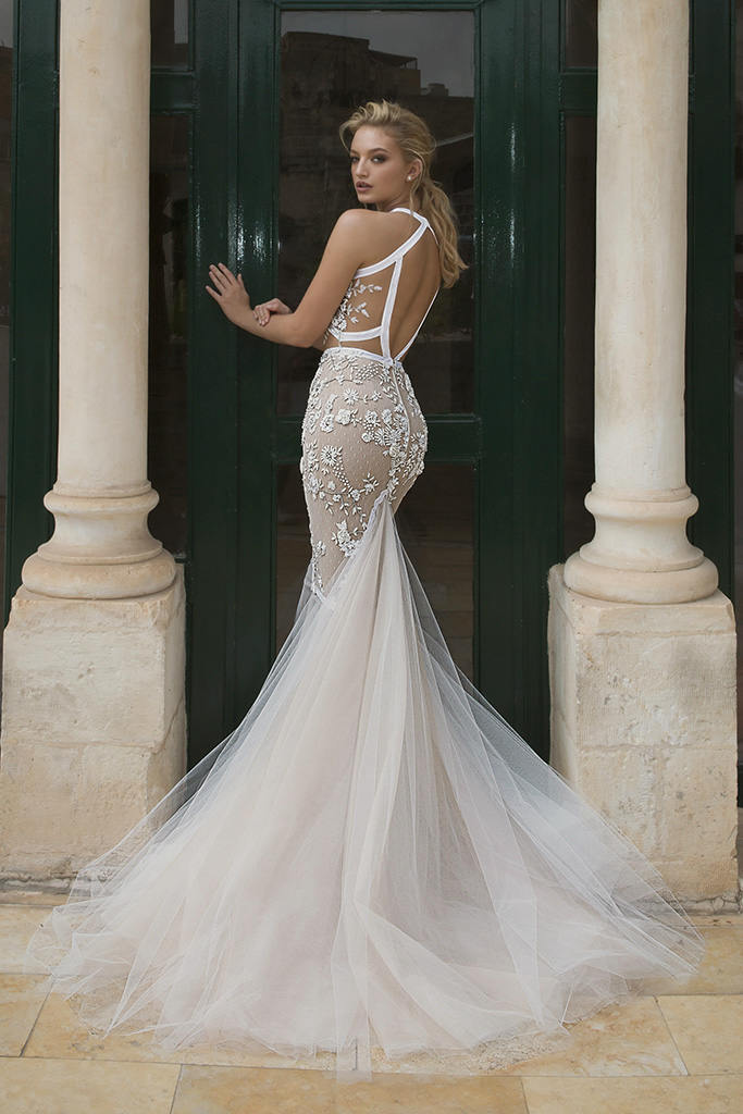 Mermaid Wedding Dress