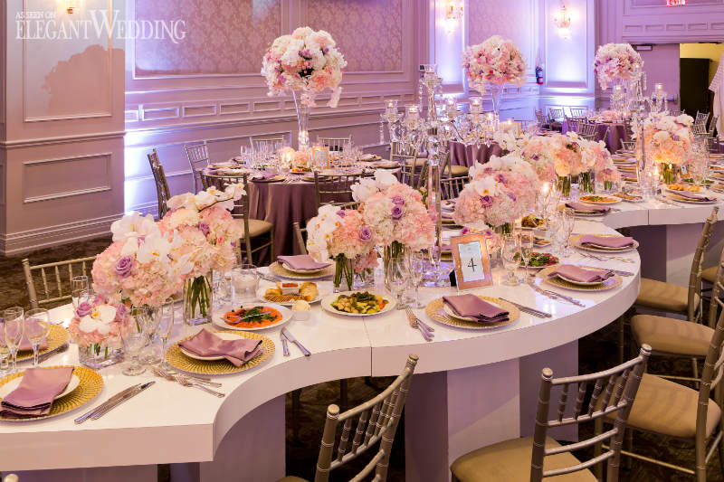 Serpentine Table Settings