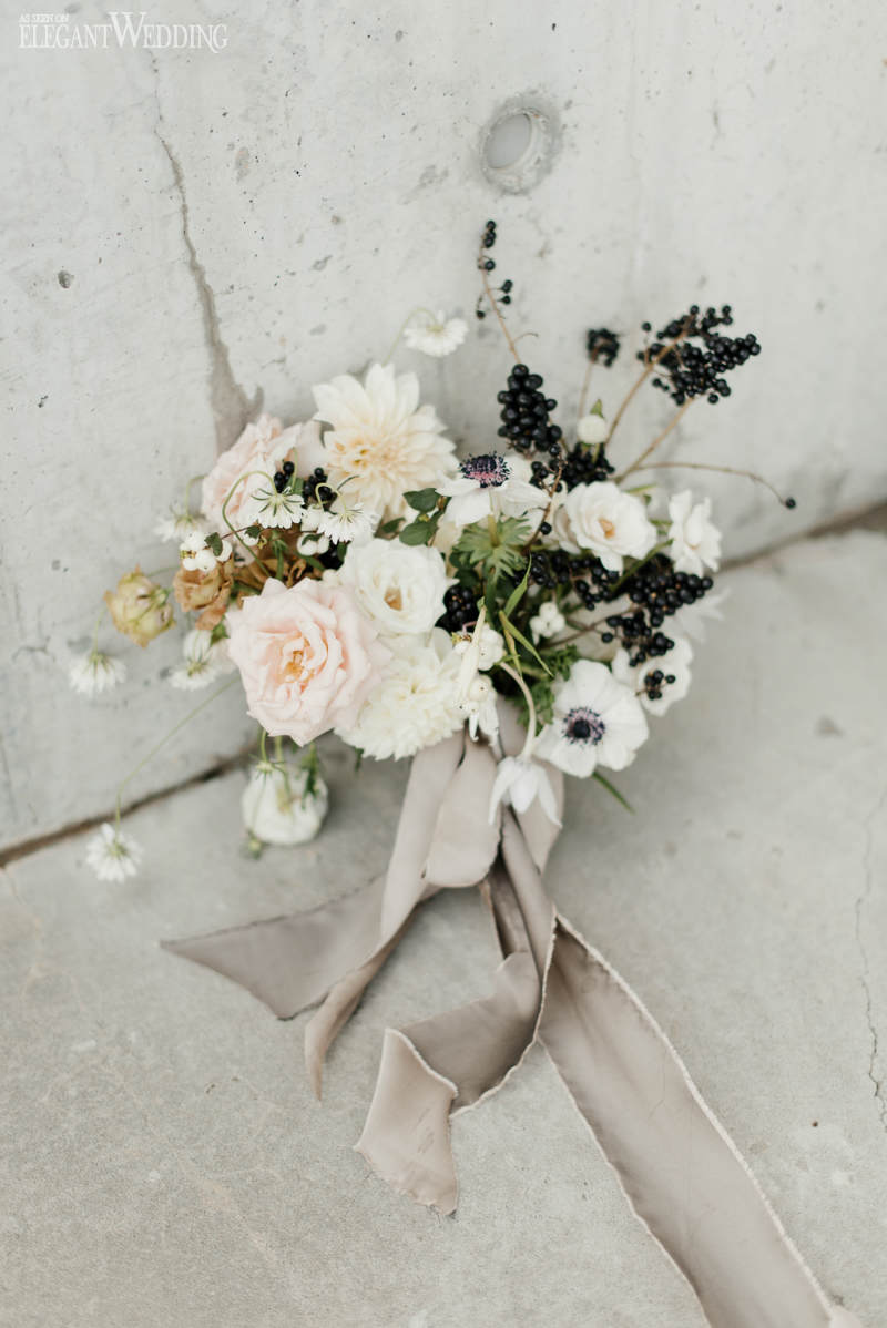 Organic Wedding Bouquets