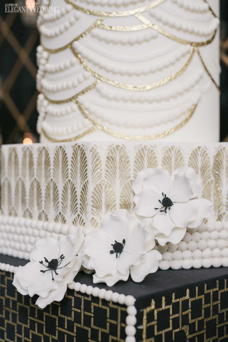 Gatsby Wedding Cakes