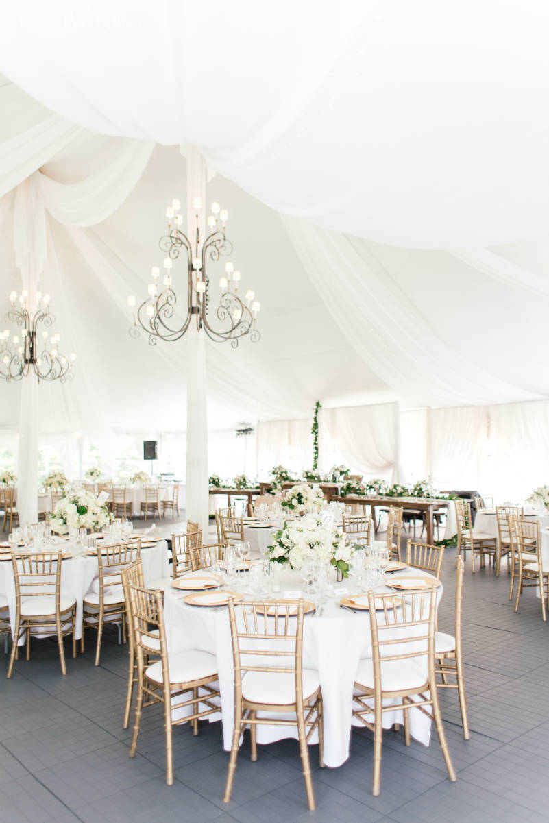 Outdoor Tent Wedding Ideas
