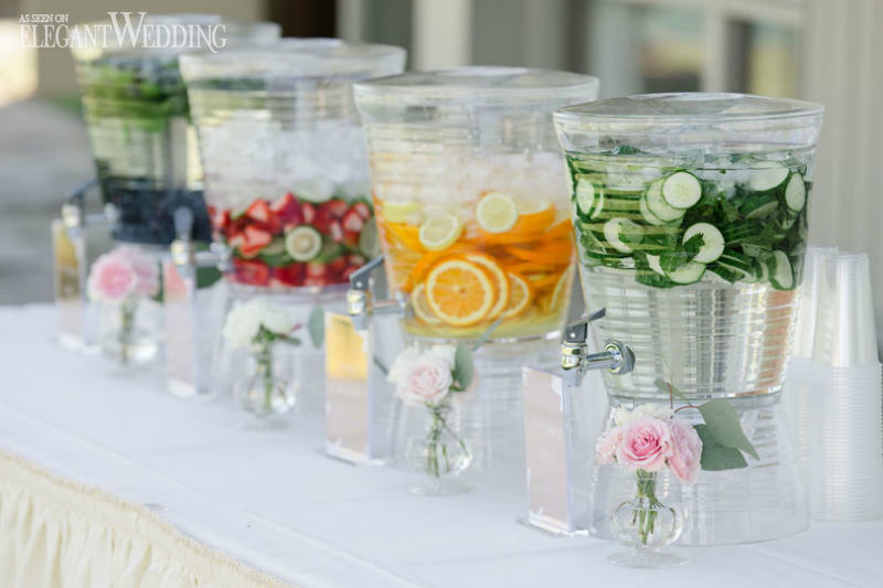 Drink Dispenser for Weddings