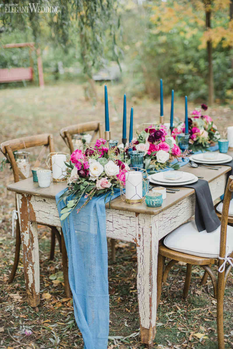 Rustic Elegance Wedding Theme