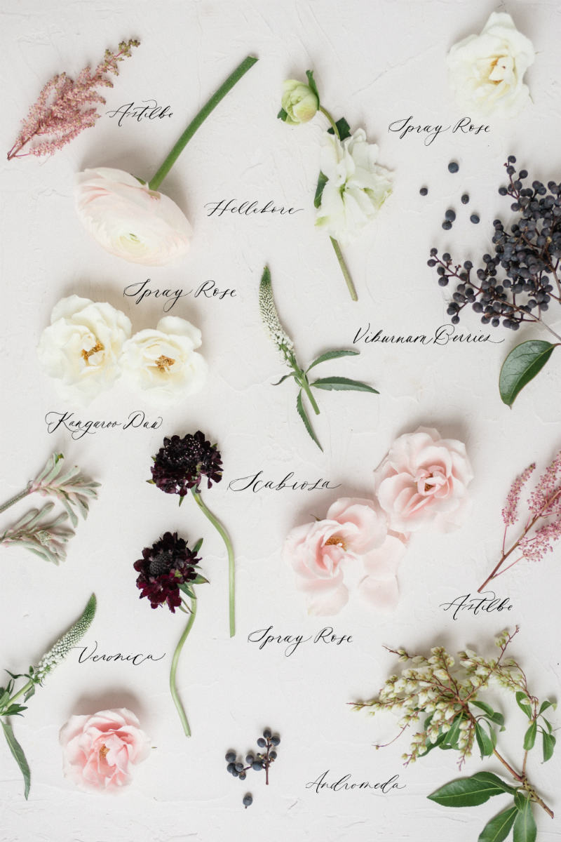 types of wedding flowers by colour. Black Bedroom Furniture Sets. Home Design Ideas