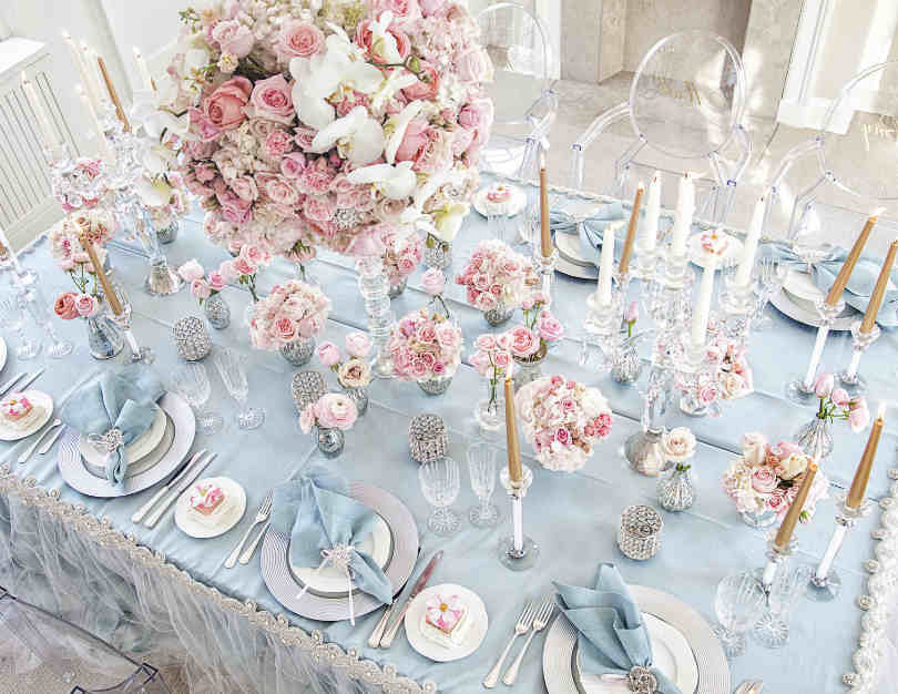 Pink And Blue Wedding Theme Image Collections Wedding Decoration Ideas