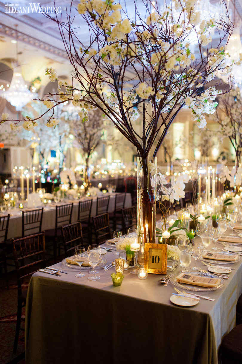 Enchanted garden wedding at the chateau frontenac for Enchanted gardens wedding venue