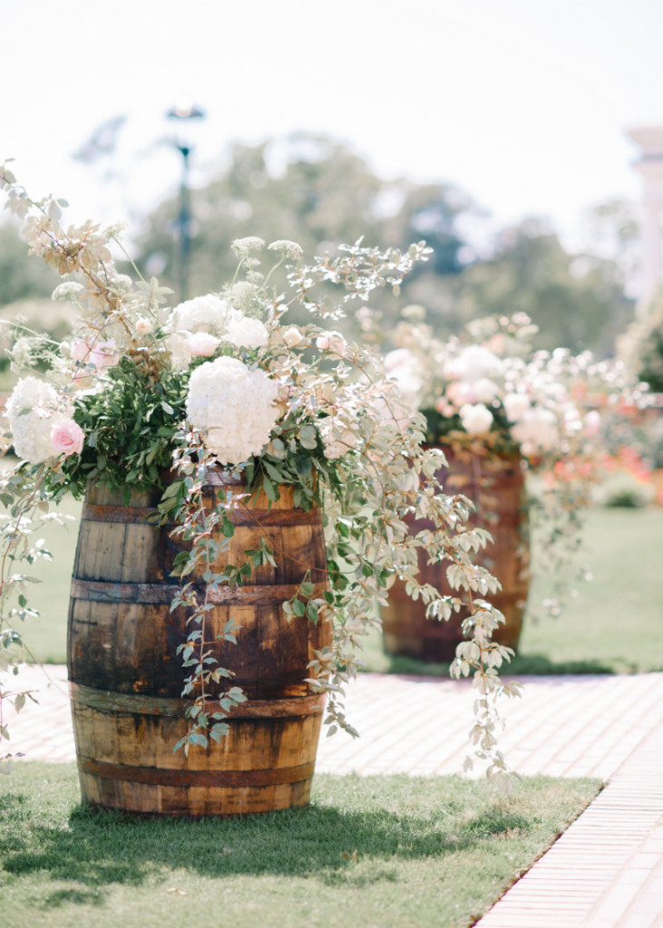 24 Outdoor Wedding Decoration Ideas