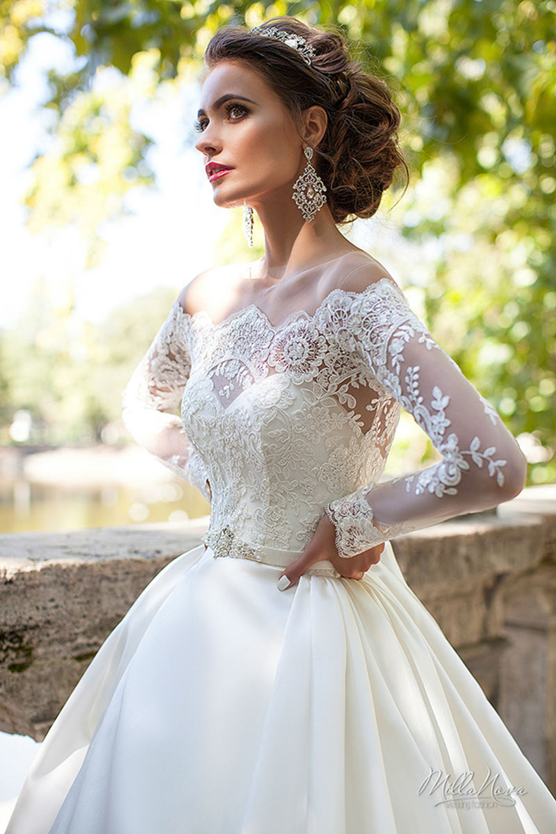 Milla Nova 2016 Wedding Dresses