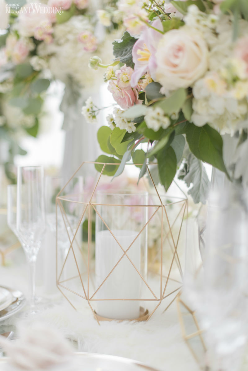 Modern Marble Wedding Inspiration Elegantwedding Ca