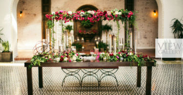 Moroccan Wedding Theme in California