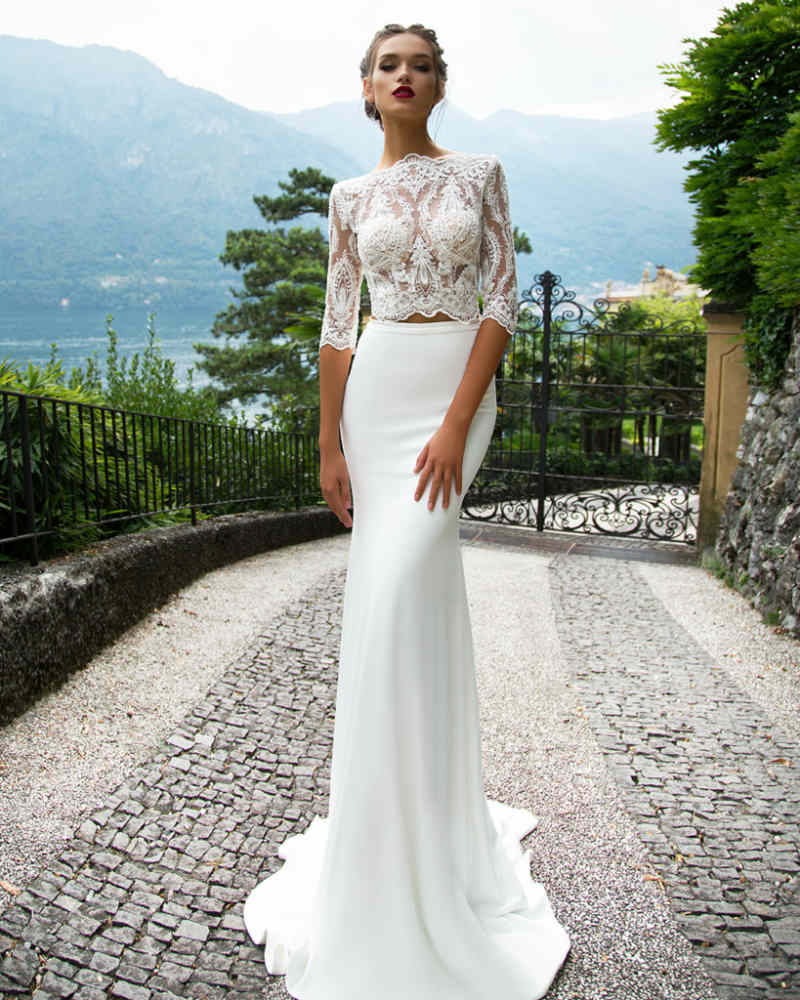 Milla nova 2017 wedding dresses for Best lace wedding dresses