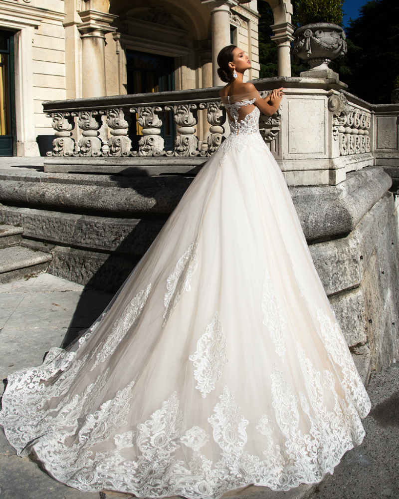 Milla Nova 2017 Wedding Dresses