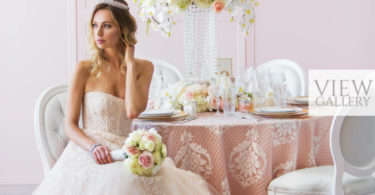Light Pink Wedding Ideas