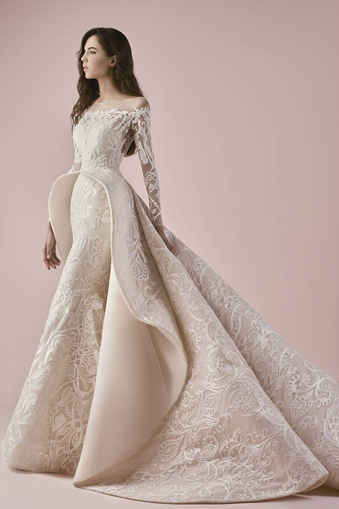 Saiid Kobeisy 2018 Wedding Dresses