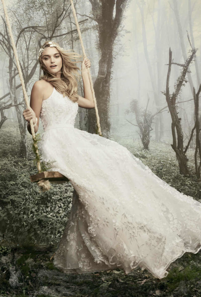 Winter Wonder Wood: The Wedding Boutique by LE CHATEAU