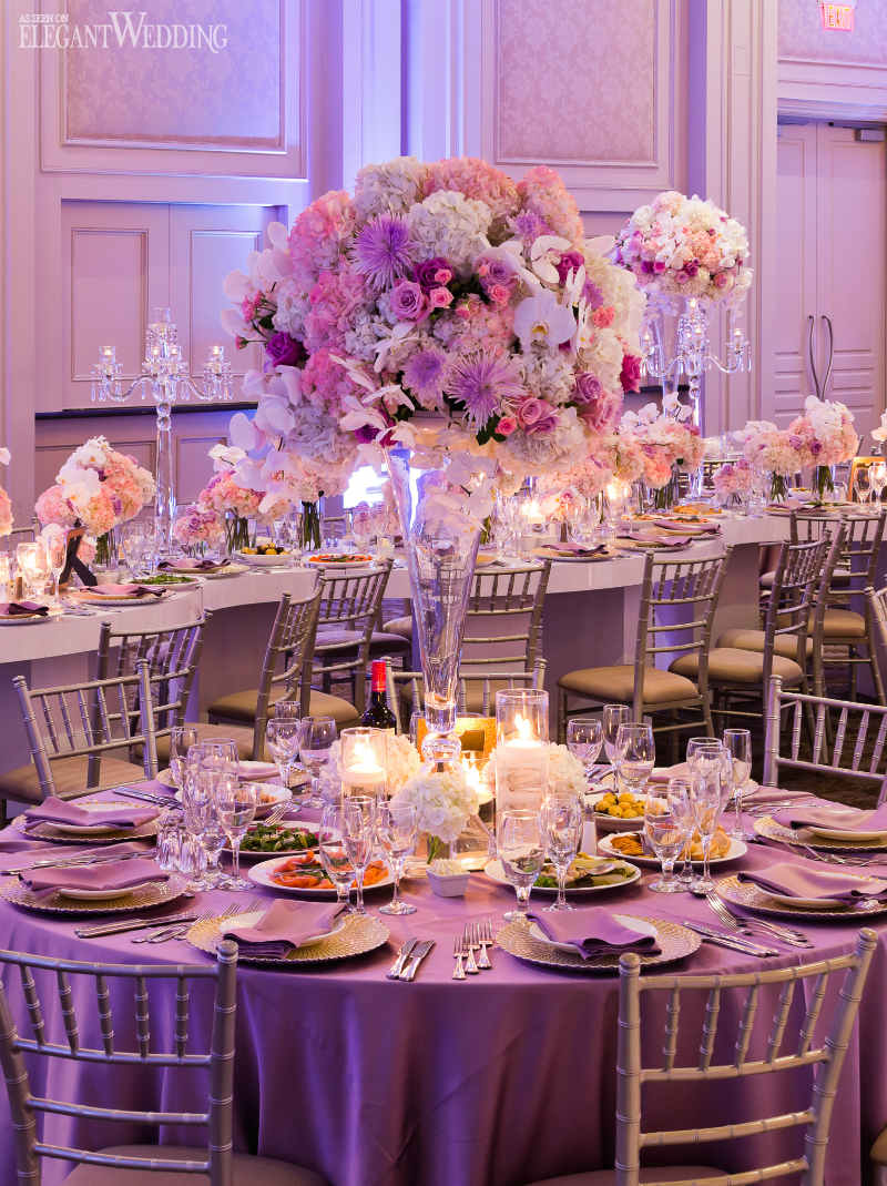 Elegant Ballroom Reception