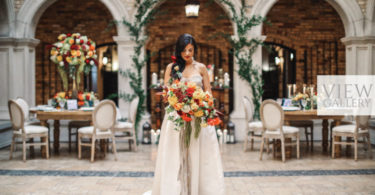 Romantic Latin Wedding Inspiration