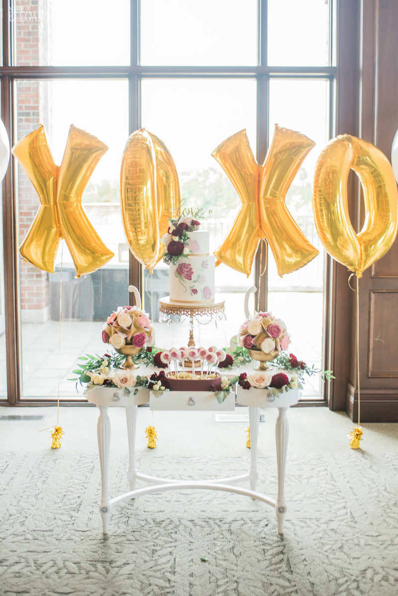 Balloon Sweet Table Ideas