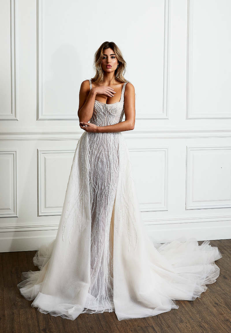 Pallas Couture La Blanch 233 Bridal Collection