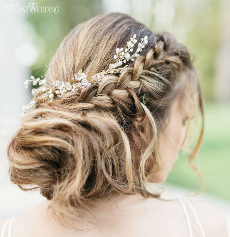 80 Gorgeous Wedding Hairstyles