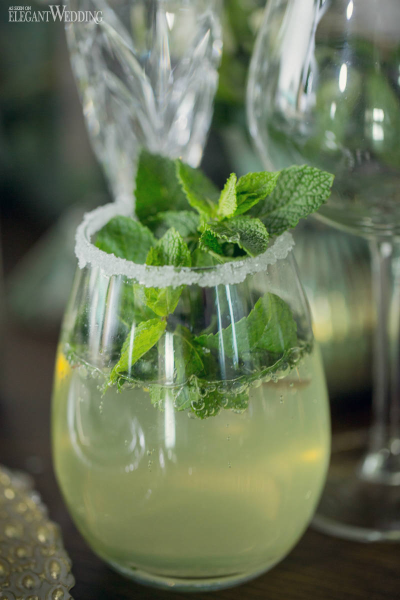 Mojito Wedding Ideas
