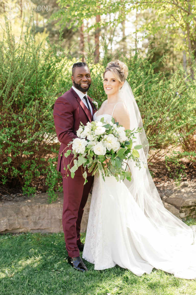 neutral elegant outdoor wedding elegantweddingca