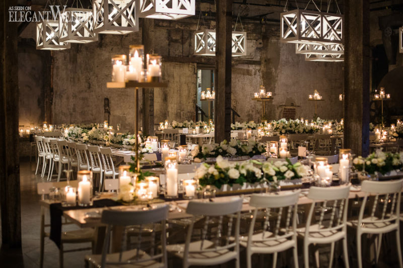 Rustic Industrial Wedding Ideas