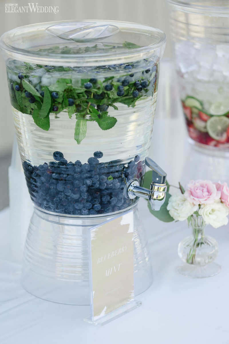 Blueberry Drink Dispenser