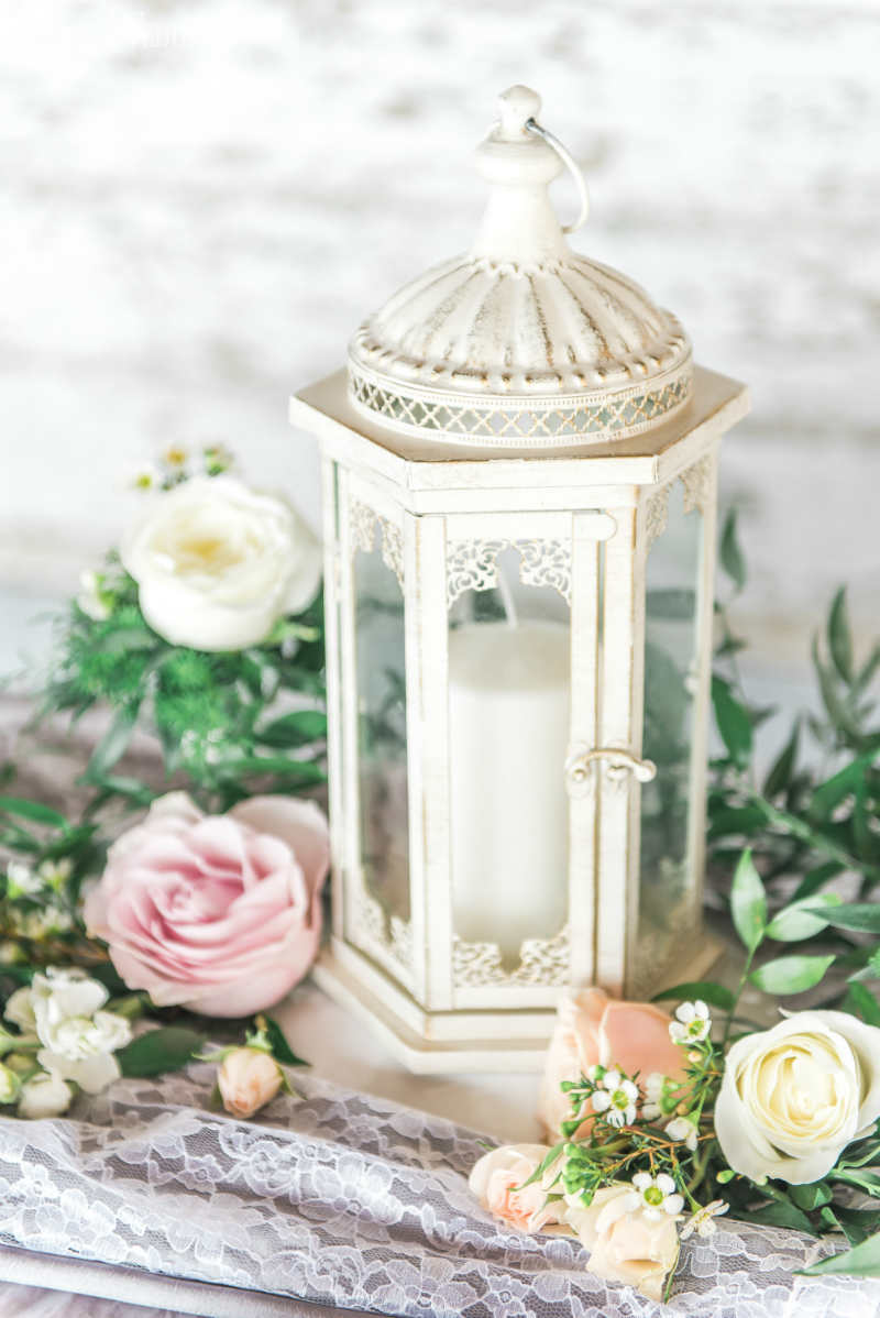 Lantern Wedding Centrepiece Ideas
