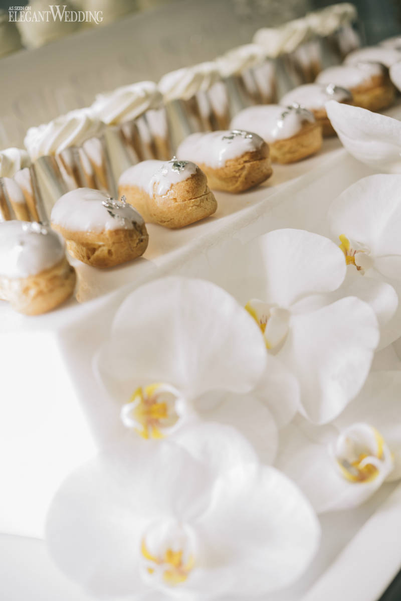 Eclair Wedding Ideas