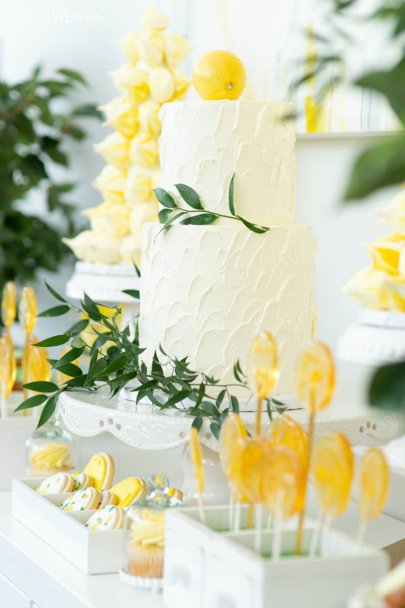 Bridal Shower Sweet Table Ideas