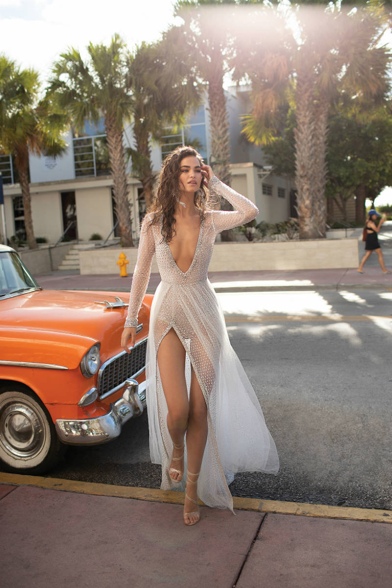 Berta S/S 2019 Miami Wedding Dresses