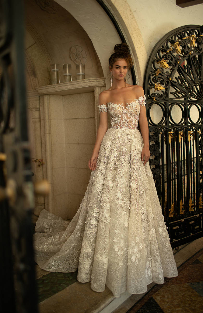 222f95e6d9fd Berta S/S 2019 Miami Wedding Dresses | ElegantWedding.ca