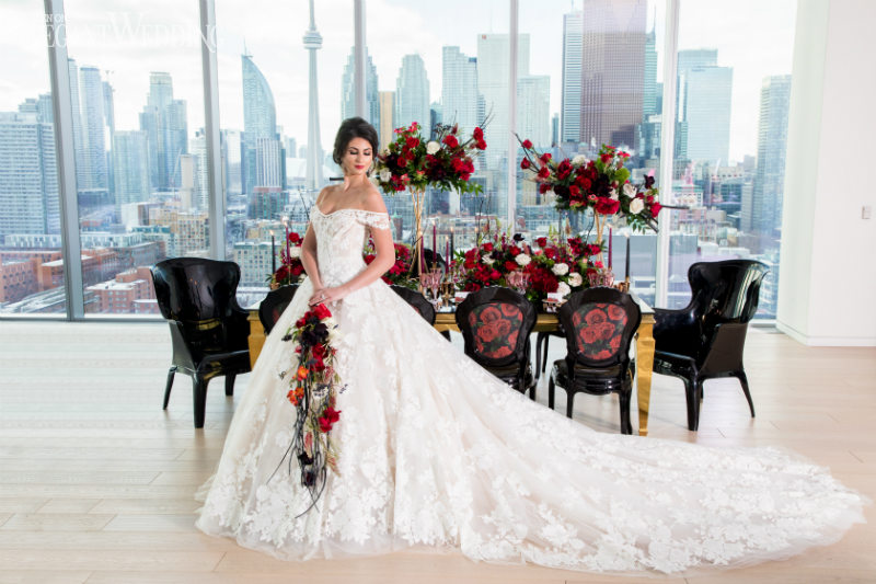 Gorgeous Dolce & Gabbana Inspired Wedding
