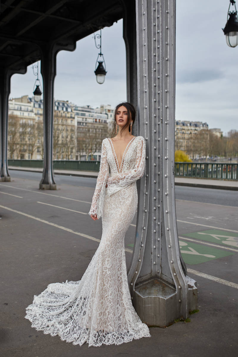Julie Vino Paris 2019 Wedding Dresses