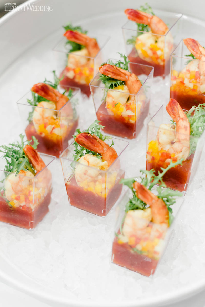 Shrimp Wedding Ideas