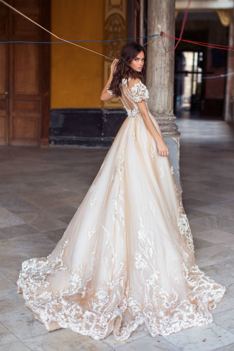 Lorenzo Rossi 2018 Havana Wedding Dresses