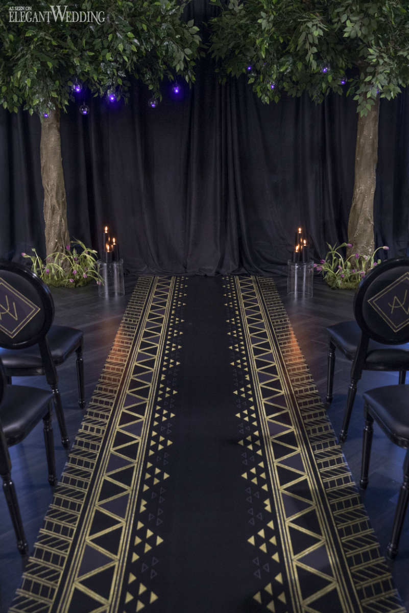 Black Panther Wedding Theme
