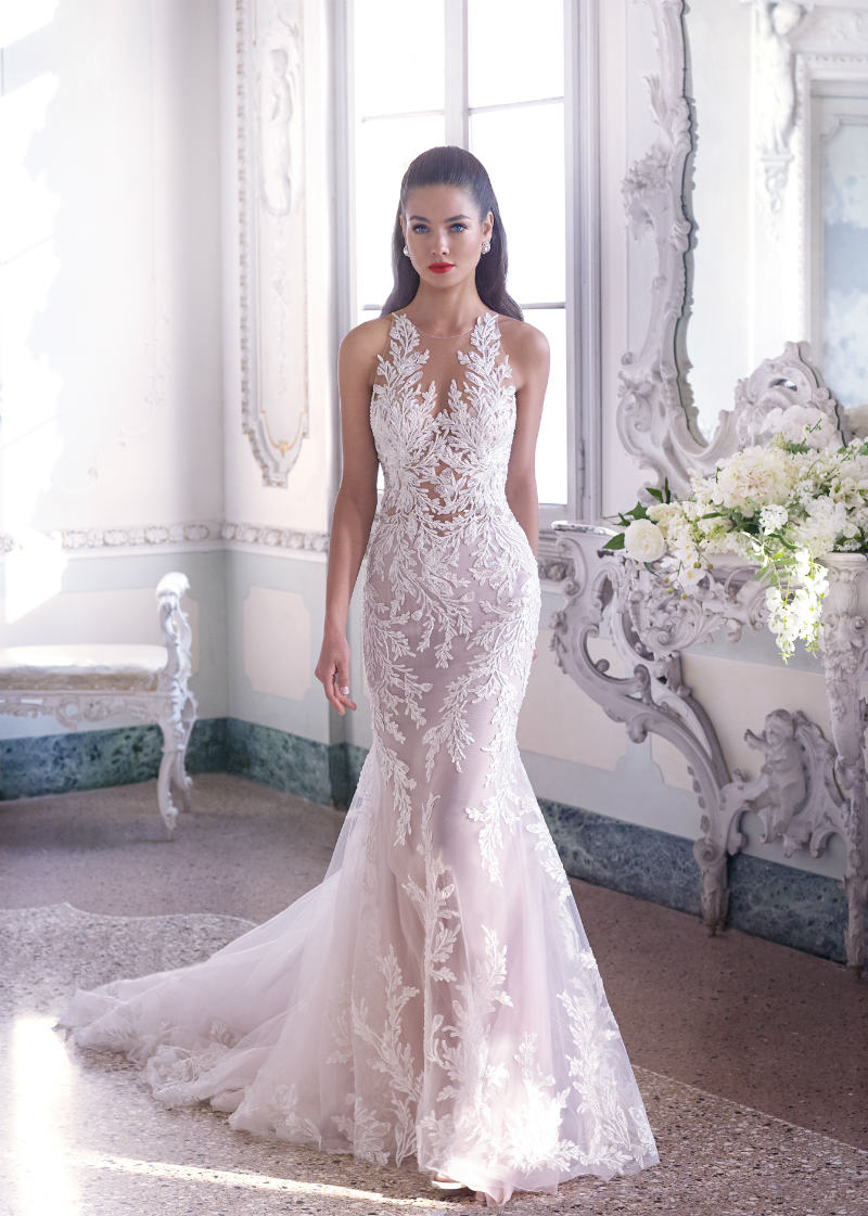Platinum by Demetrios 2019 Wedding Dresses