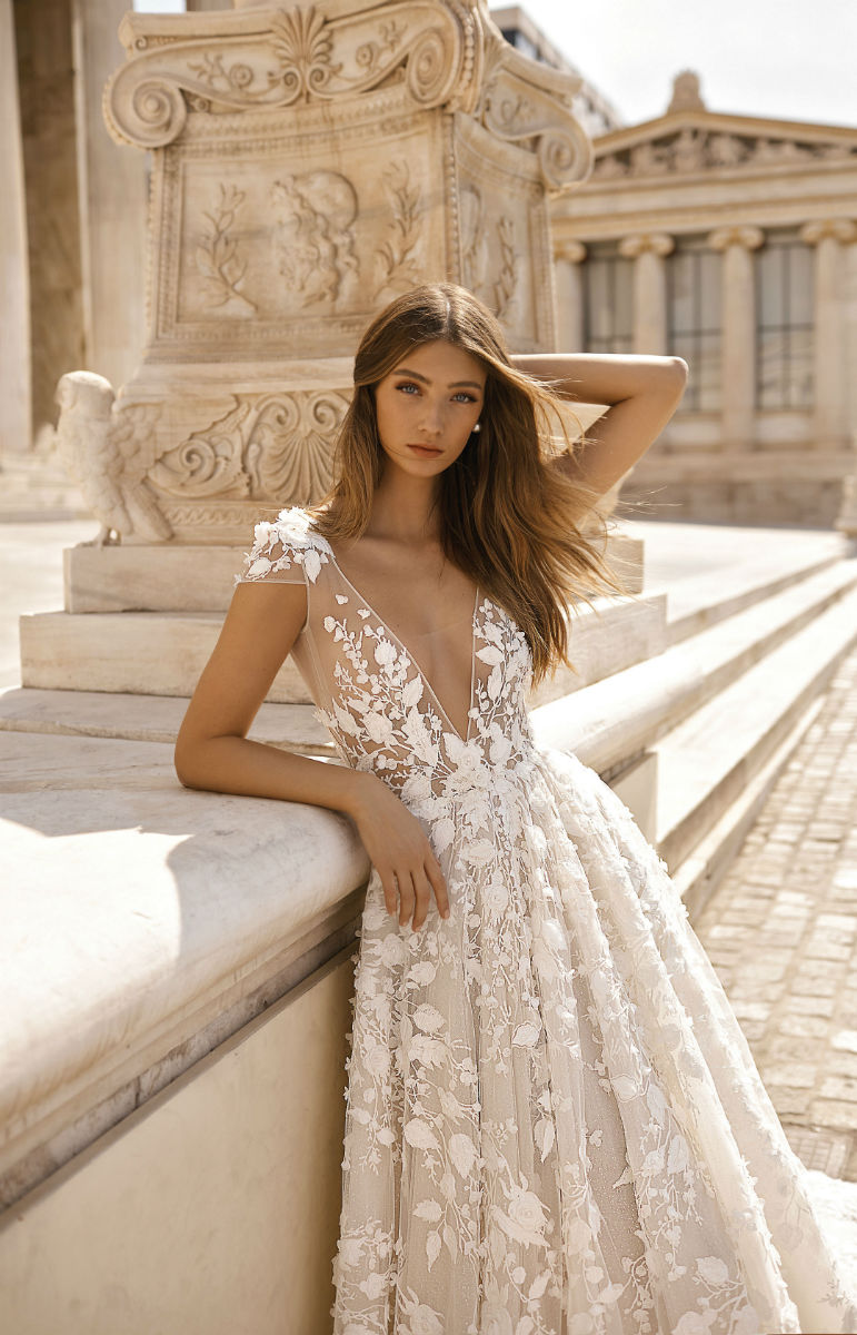 Berta Fall 2019 Athens Wedding Dresses