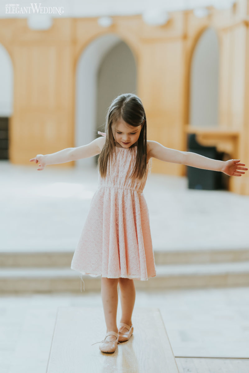 Montreal Flower Girl Dresses