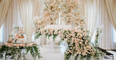 An Elegant Timeless Blush & Rose Gold Wedding