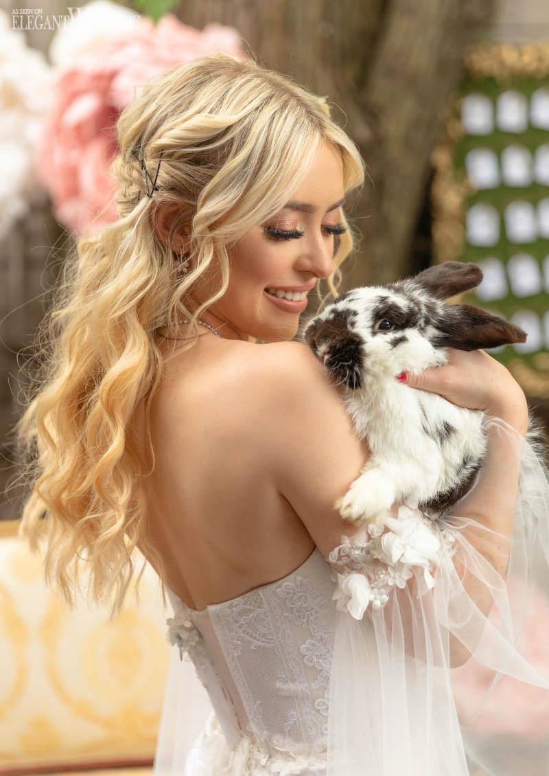 Alice Rabbit Wedding Ideas