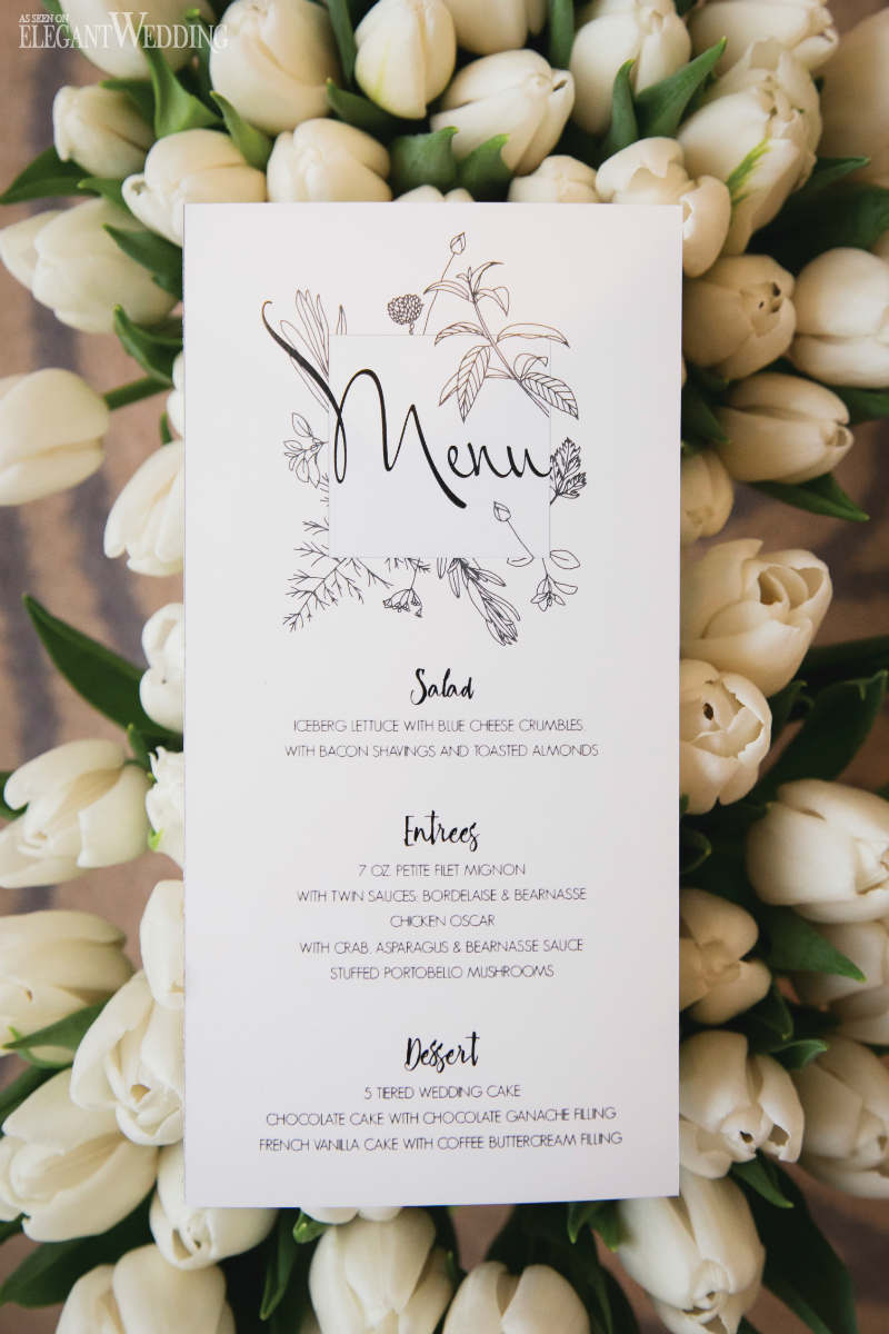 Tulip Wedding Inspiration