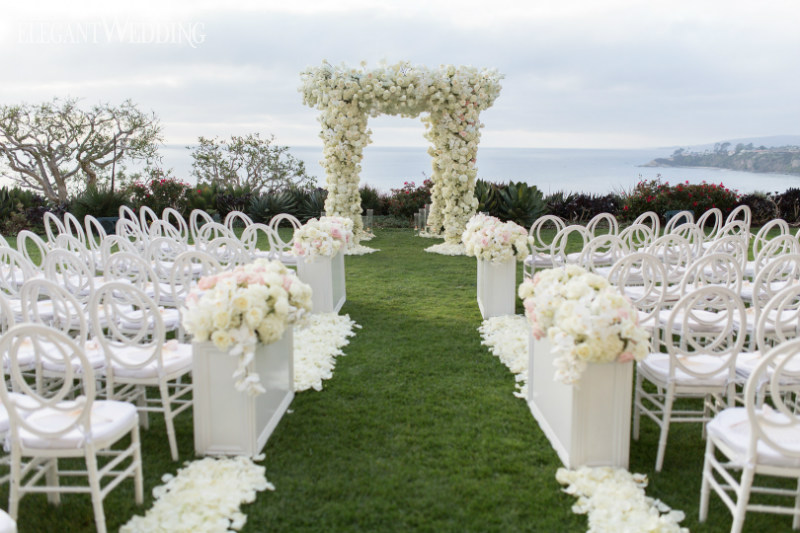 Luxurious Modern Wedding Theme in Laguna