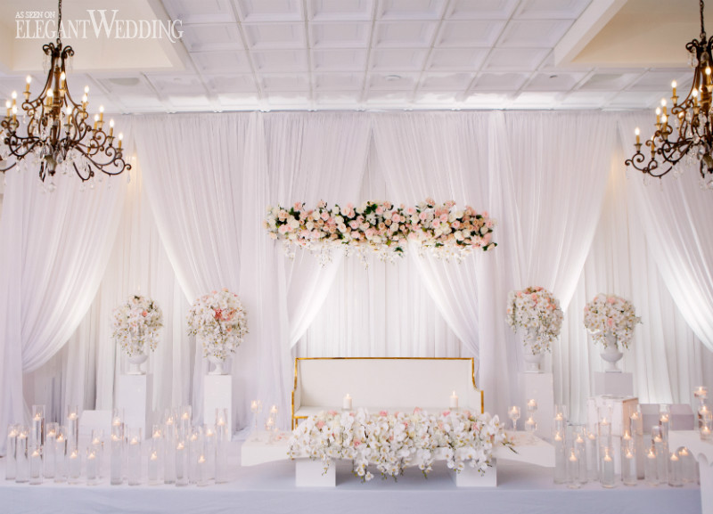 Blush, Ivory, Champagne Wedding