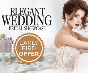 elegant wedding bridal show