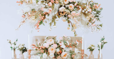 boho wedding theme