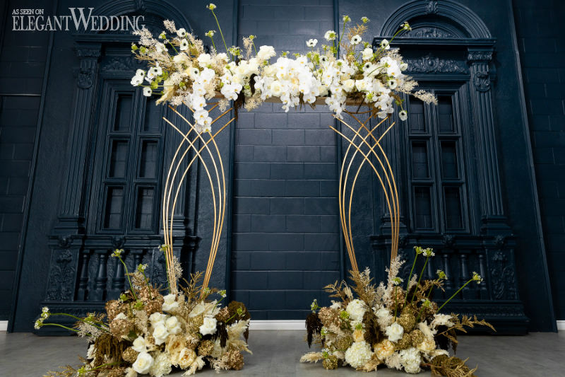 ceremony arches